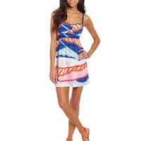 Roxy Juniors Buried Shell Dress