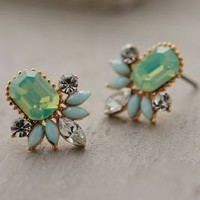 Vitae Posts by Anthropologie in Mint Size: One Size Earrings