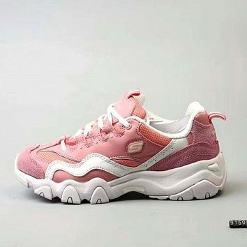 onetow One-nice? Skechers EXO Fashion Women Sports Running Shoes H-A-YYMY-XY