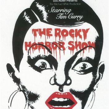 The Rocky Horror Show 11x17 Broadway Show Poster (1975)