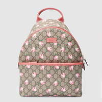 Gucci Children's GG flowers backpack