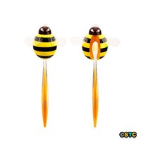 Bumble Bee Toothbrush Holder with Suction Cups ~ Fun Toothbrush Holder