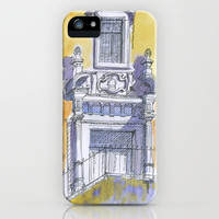 portico iPhone & iPod Case by Thereza Artemisa