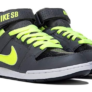 NIKE Kids  Mogan Mid 2 Jr Skateboarding Shoes 822442ba98