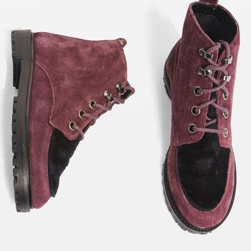 KANYON Hiker Ankle Boots | Topshop