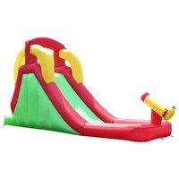 Jumper Climbing Inflatable Moonwalk Water Slide Bounce House