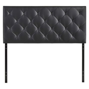 Theodore Full Upholstered Faux Leather Headboard