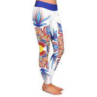 Colorado Mandala Leggings