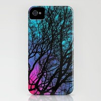 Behind The ol' Crape Myrtle iPhone Case by Ben Geiger | Society6