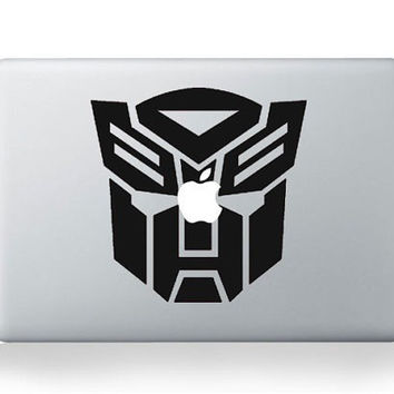 Transformersdecals mac sticker mac macbook decal by AppleParadise