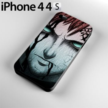 Naruto Shippuden Gaara Case For iPhone 4 / 4S, 5C, 5 / 5S NS3