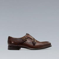 SHOE WITH BUCKLES - Shoes - Man - New collection - ZARA United States
