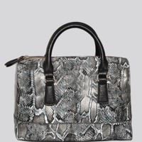 Cassie Snake Bowler Bag - What's New | GYPSY WARRIOR