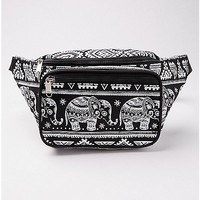 Tribal Elephant Fanny Pack - Spencer's