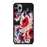 KATE SPADE HAZY FLORAL iPhone Case Cover