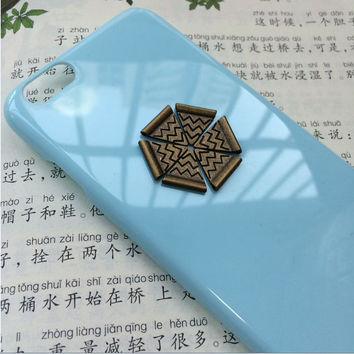 target, personalized spectral pattern phone protective case for iPhone 6 iPhone 6 plus iPhone5/s, summer gift hard case