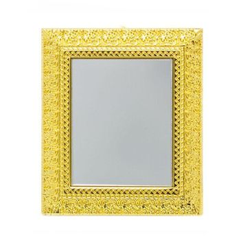 Framed Mirror Pin
