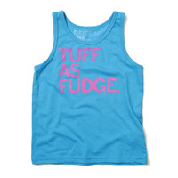 Tuff as Fudge Kids Tank