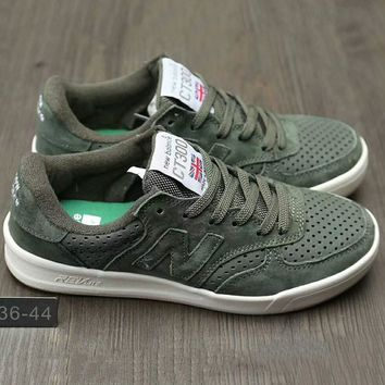 New Balance Fashion Casual All Match N Words Breathable Couple Sneakers Shoes Army Green G A0 Hxydxpf