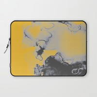 Lellow Laptop Sleeve by duckyb