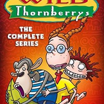 Tim Curry & Lacey Chabert & Various-The Wild Thornberrys: The Complete Series