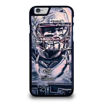 ROB GRONKOWSKI NEW ENGLAND PATRIOTS iPhone 6 / 6S Case Cover