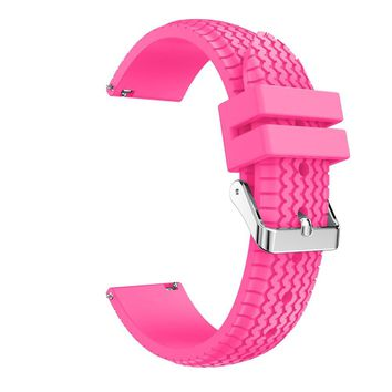 New Soft Silicone Replacement Wristband Sport Watch for Women