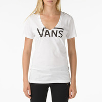 Association V-Neck Tee, Women