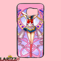 "Beautiful Pink Sailor Moon for iphone 4/4s/5/5s/5c/6/6+, Samsung S3/S4/S5/S6, iPad 2/3/4/Air/Mini, iPod 4/5, Samsung Note 3/4 Case ""002"""