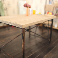 1/6 scale Table for dolls (Blythe, Barbie, Bratz, Momoko). Urban industrial style