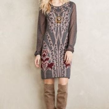 453581b86f Knitted   Knotted Saone Sweater Dress in from Anthropologie