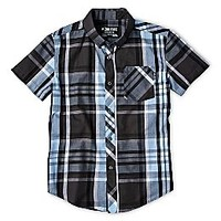 Zoo York® Plaid Woven Shirt - Boys 8-20