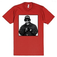 Eazy-E Sticker and Shirt [High Contrast] |