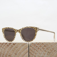 The Reformation :: ACCESSORIES :: ILLESTEVA RUTH GLASSES