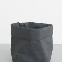 Black Paper Storage Bag - Small