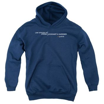The Good Wife - Law Offices Youth Pull Over Hoodie