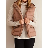 Bundled Beauty Vest