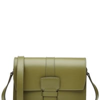 Salvatore Ferragamo - Leather Shoulder Bag