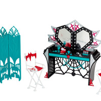 MONSTER HIGH® Frights, Camera, Action!™ Hauntlywood™ Dressing Room - Shop Monster High Doll Accessories, Playsets & Toys   Monster High