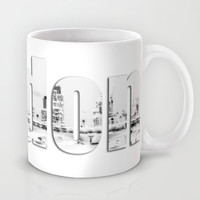 London Canvas Mug by Karl Wilson Photography