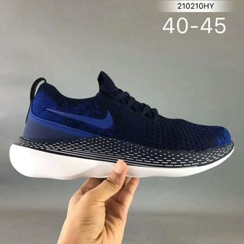 Nike React Epic Flyknit Casual Sneakers Running Shoes H-ZPMY-ZZQGDL
