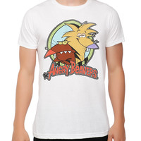 The Angry Beavers Logo T-Shirt