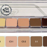 RCMA Highlight and Contouring Palette, RCMA Beauty The Paint and Powder Store