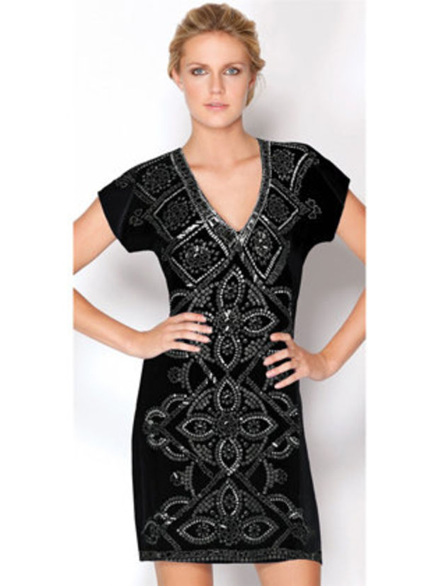 e0861dd6e71 http   wanelo.com p 5716402 hale-bob-paisley-pleated-v-neck-dress ...