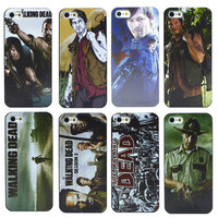 The Walking Dead Case For iPhone 5 5S SE Cover Phone Back Capa Fundas