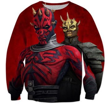 Star Wars Darth Maul & Savage