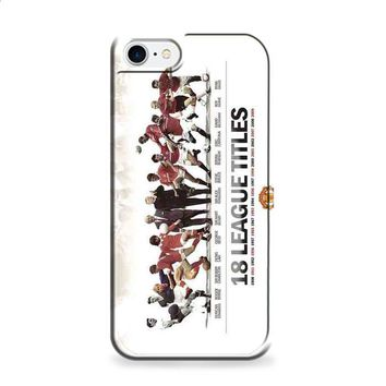Manchester United League Titles iPhone 6 | iPhone 6S case