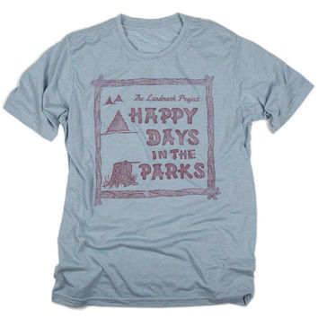 Happy Days in the Parks Short Sleeve T-Shirt