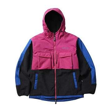 Polartec Fleece Jacket in Pink