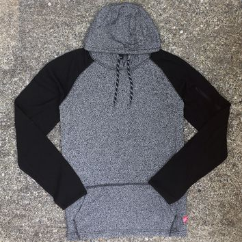 Vernon Hoodie Charcoal Heather